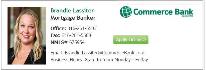 Brandie Lassiter Commerce Bank