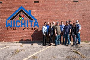 Wichita Home Works team photo