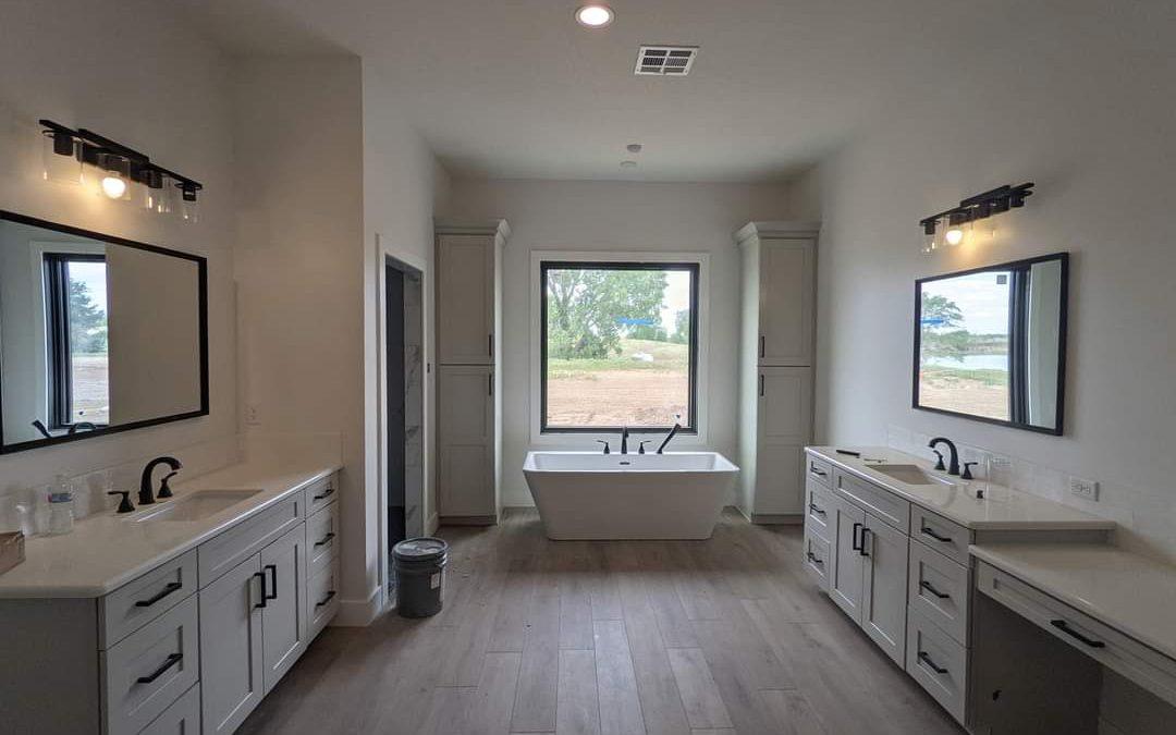 Custom Home – Bathroom Update