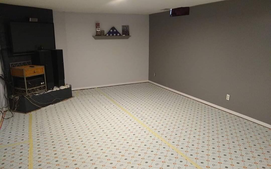 Home Remodel – Water Damage
