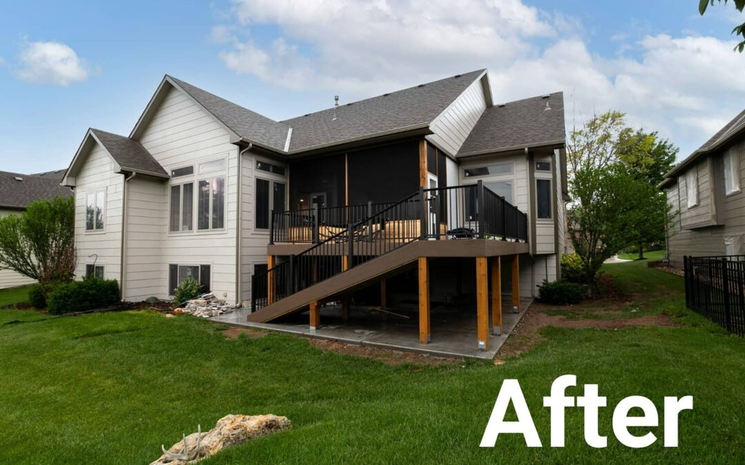 Before and After – Home Remodel